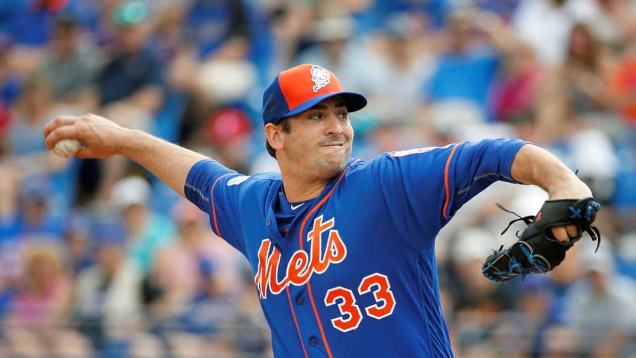 Mets' Matt Harvey's Opening Day status up in the air after 'unspecified medical issue'