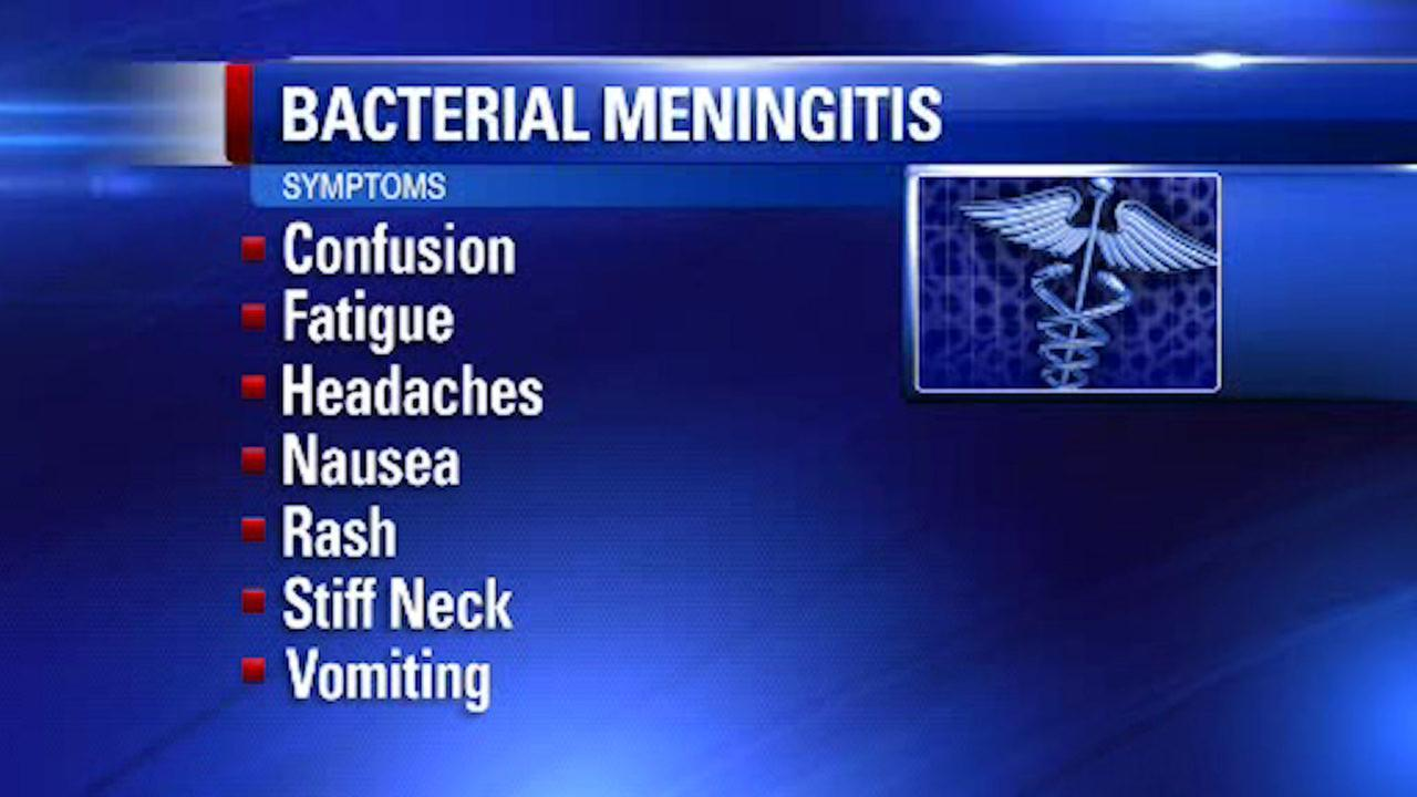 1 person dies from bacterial meningitis in Rockland County
