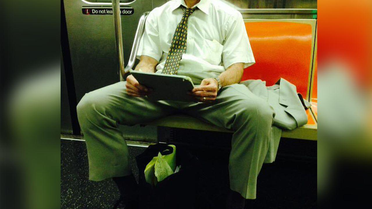 Manspreading increases a person's 'romantic desirability,' study finds
