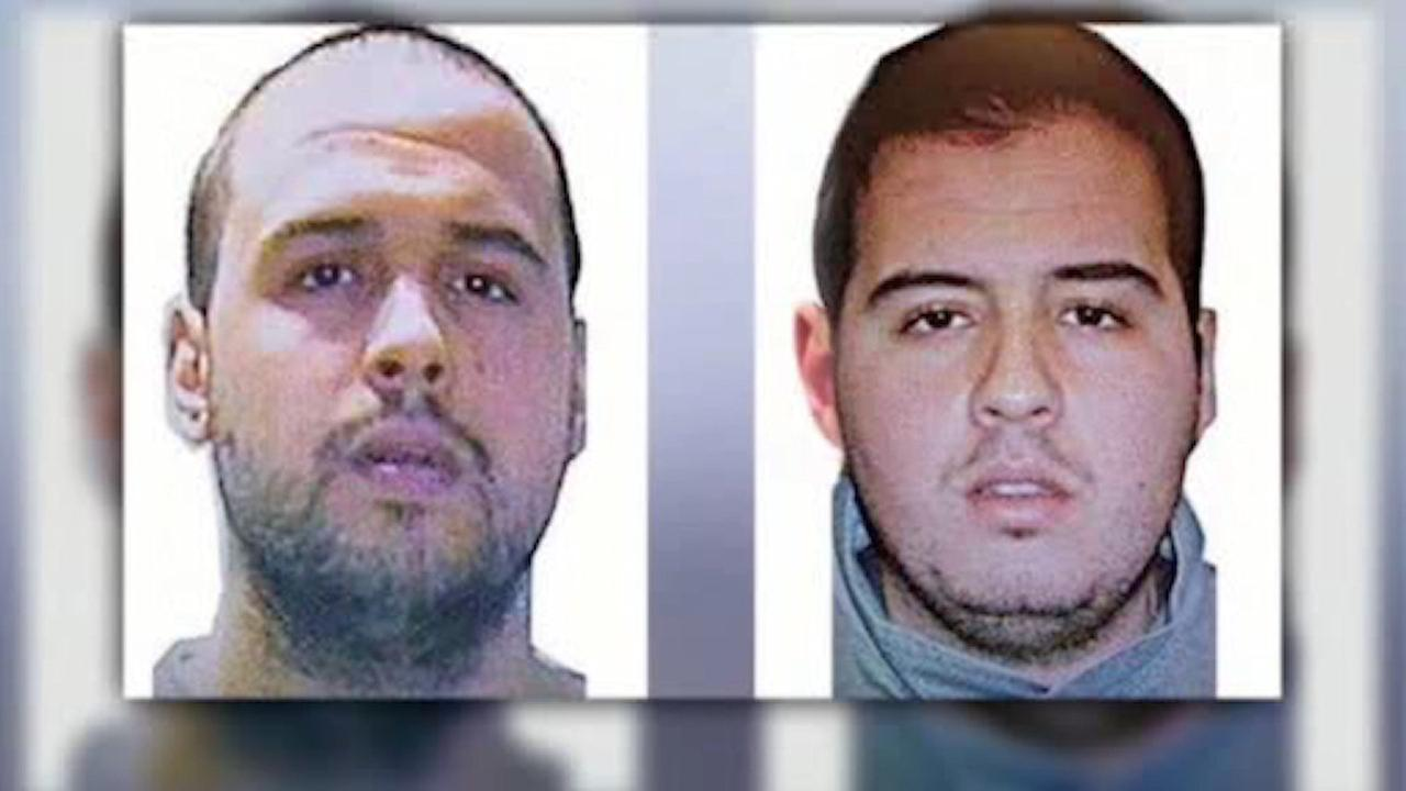 NYPD says it warned officials about 2 of the suicide bombers in Brussels attacks