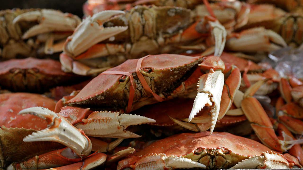 Fight over crab legs turns violent in Connecticut, police say; 2 arrested
