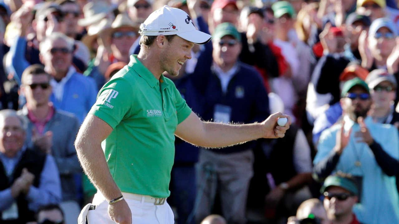 Danny Willett wins the 80th Masters after Jordan Spieth's collapse