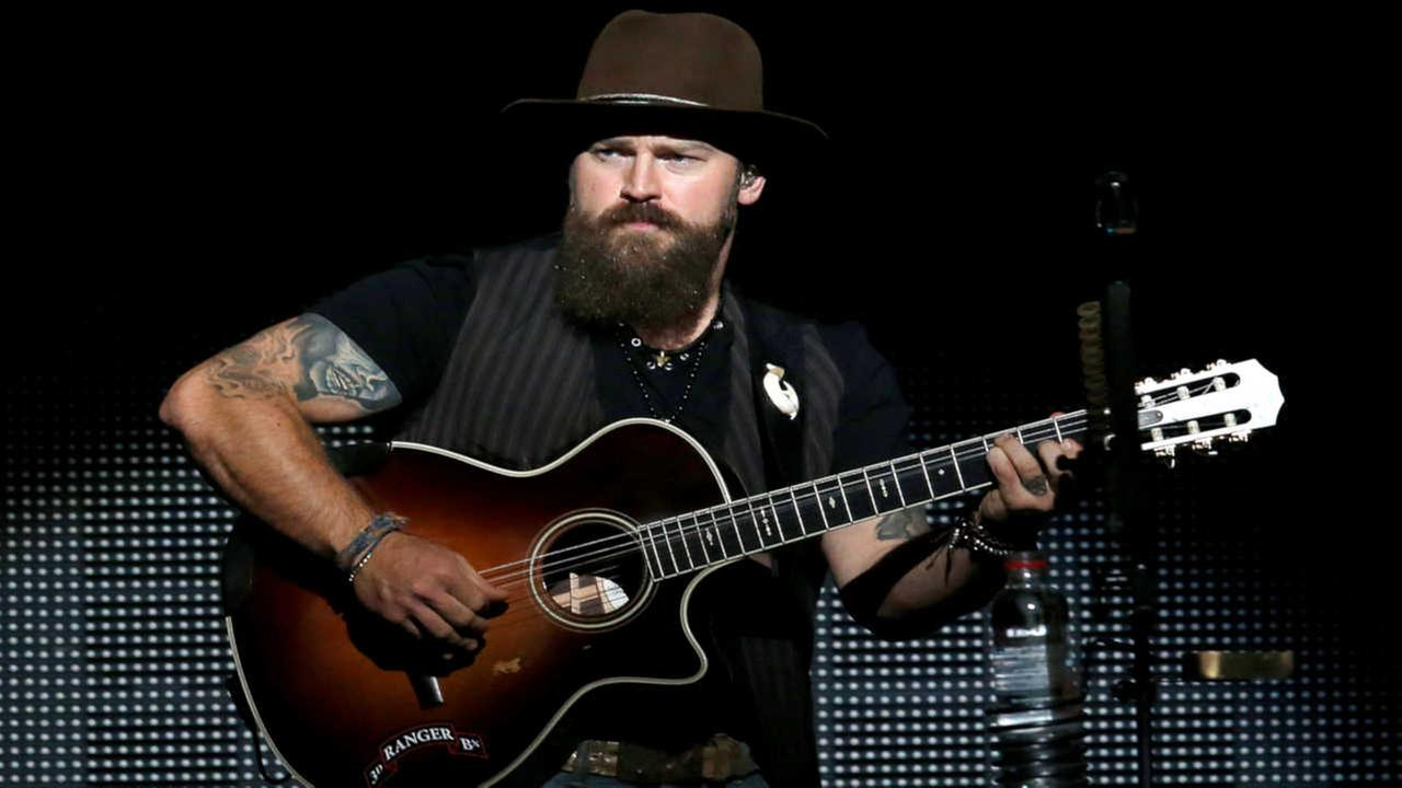 Country singer Zac Brown 'in wrong place at wrong time' during hotel drug bust