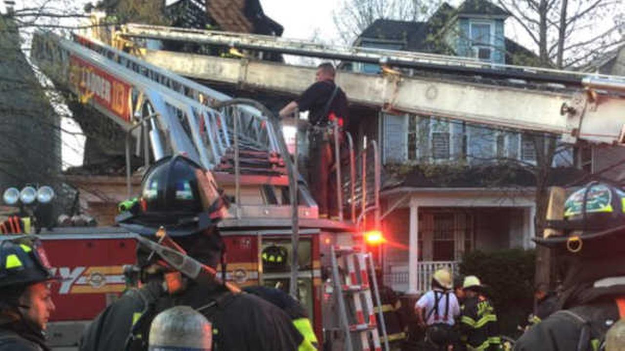 One Person Dead After Fire Tears Through Prospect Lefferts Gardens Brooklyn Home