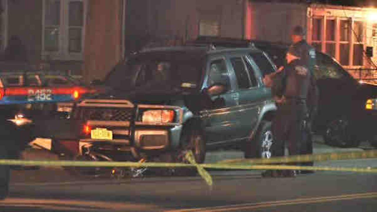 1 dead, 3 hurt after SUV hits pedestrians in Hempstead