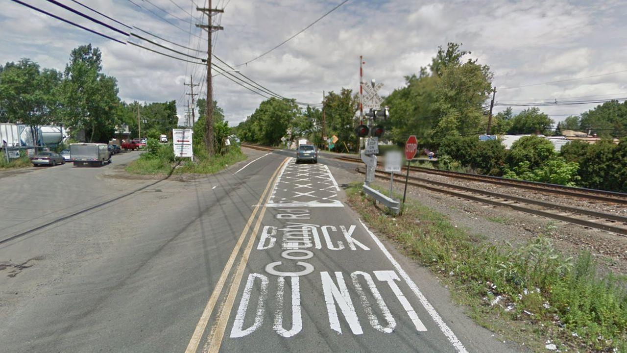 Railroad Crossing In Elmwood Park New Jersey Named Among Most - Us railroad traffic map