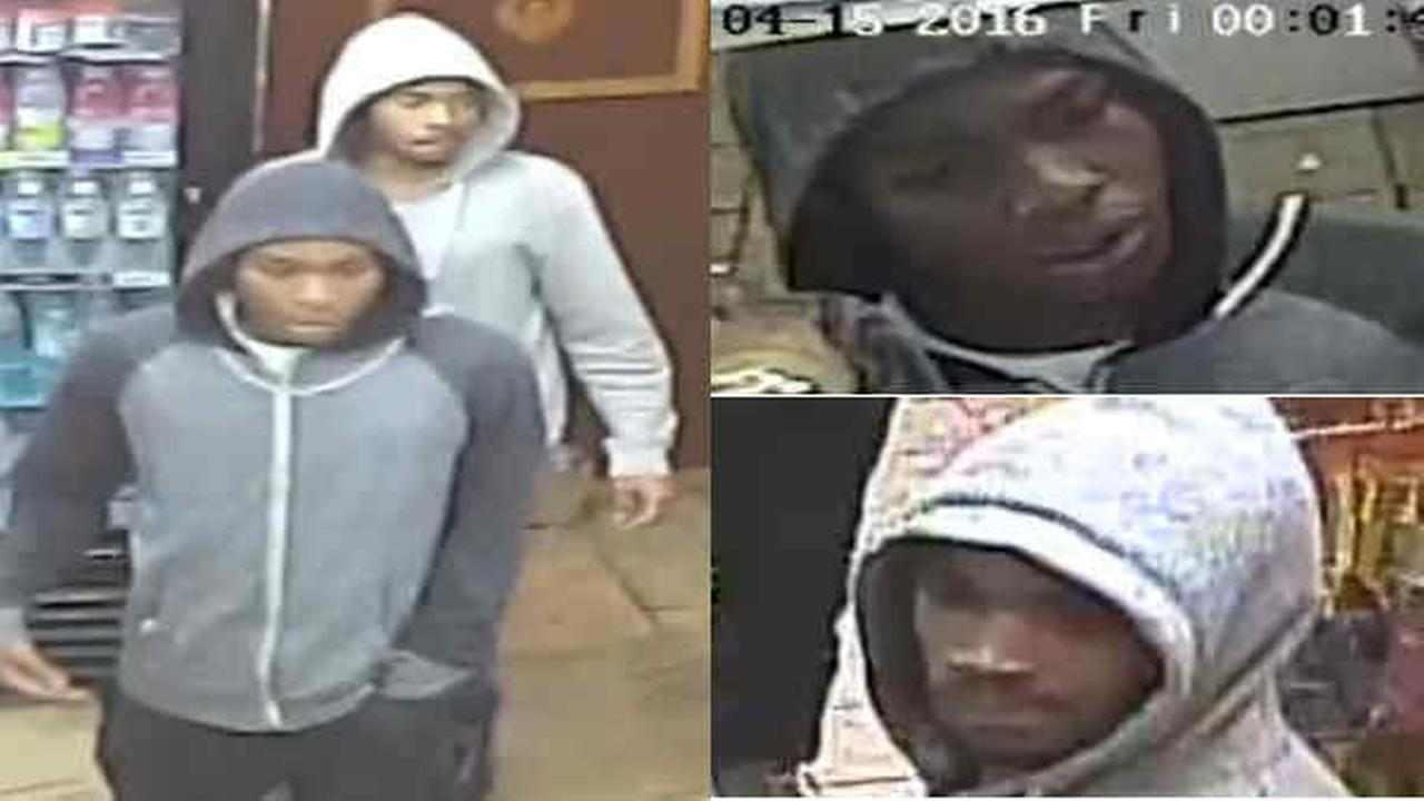 Surveillance images show 2 wanted in Washington Heights murder