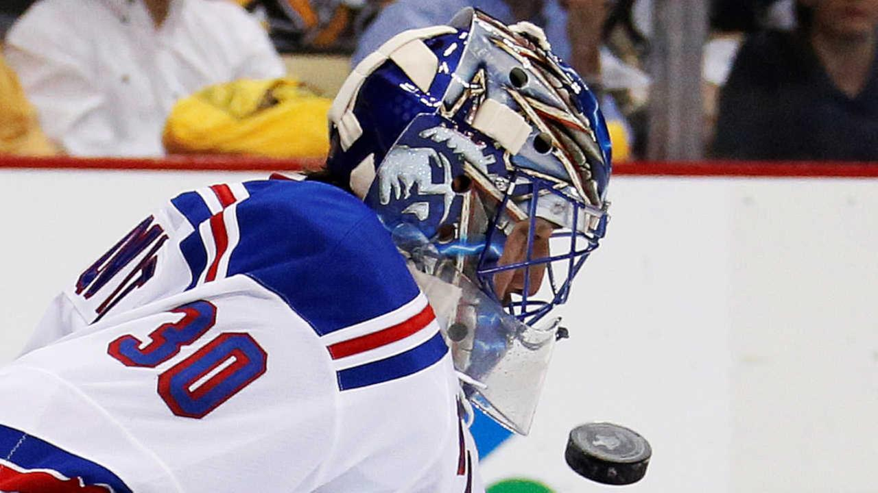Rangers eliminated from playoffs after 6-3 loss to Penguins in Game 5