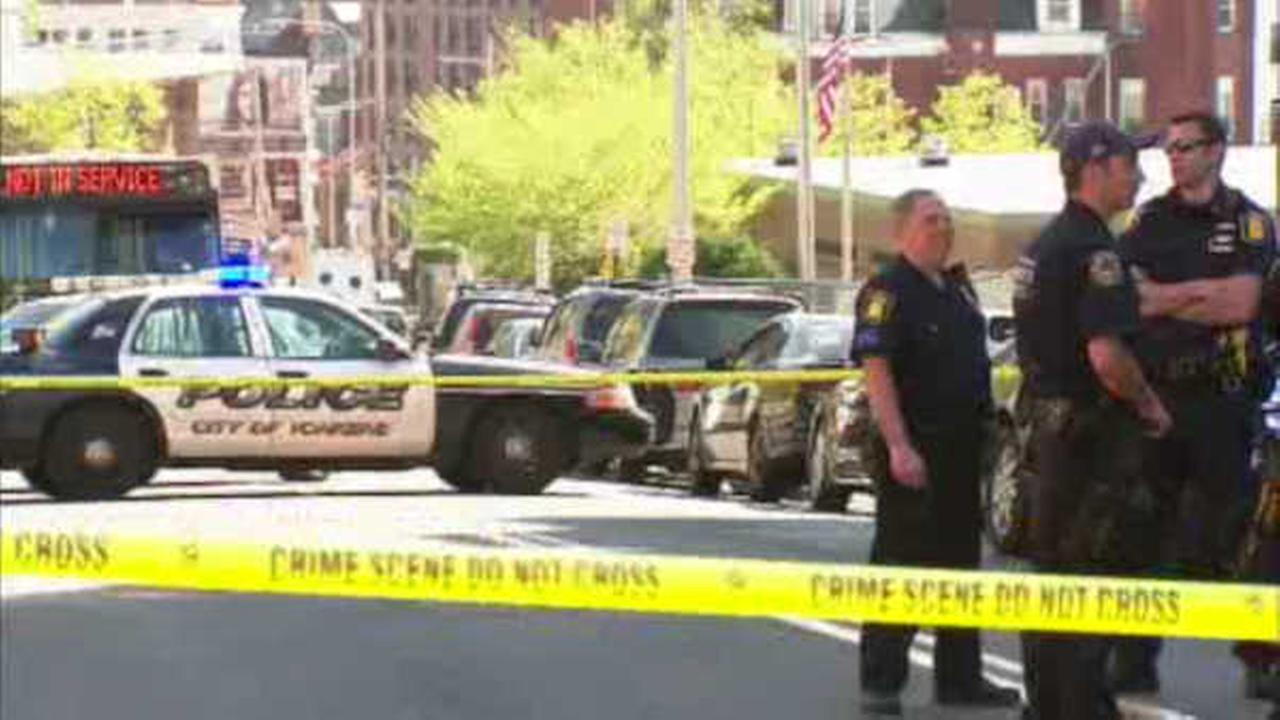 Police: Man expected to survive after being shot in the chest in Yonkers