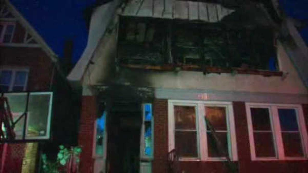 12 people sent to hospital after fire breaks out in Bronx home