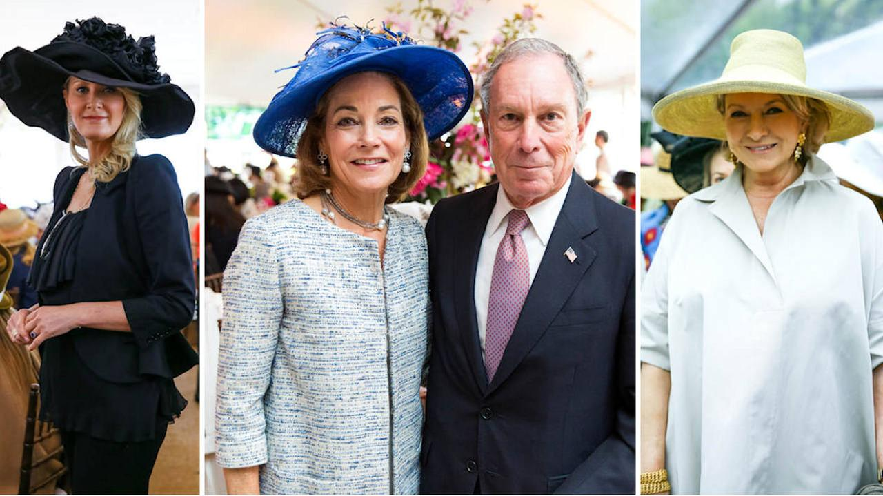 Central Park 'Hat Luncheon' helps raise nearly $3.9 million for Conservancy