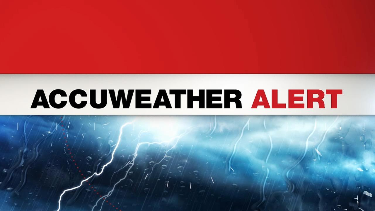 AccuWeather Alert: Dangerous winds threaten to knock over trees Monday