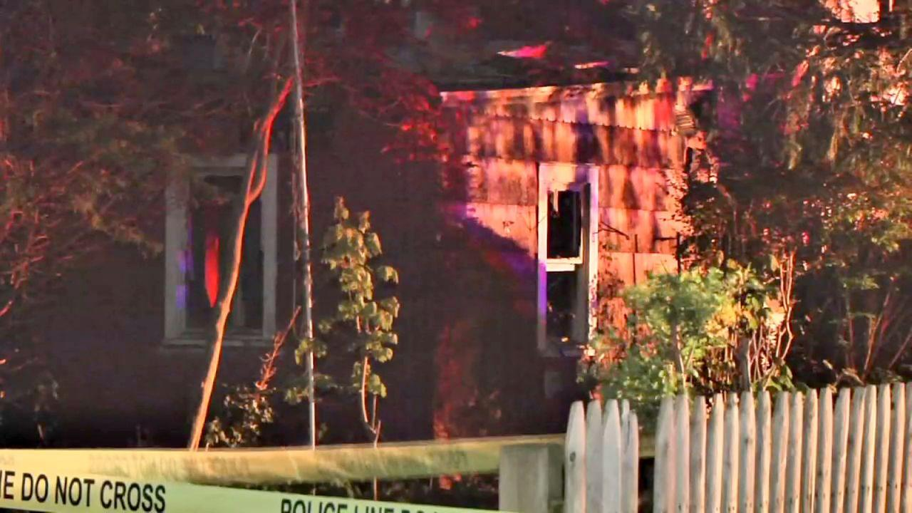 Fire in Huntington Station kills 76-year-old man