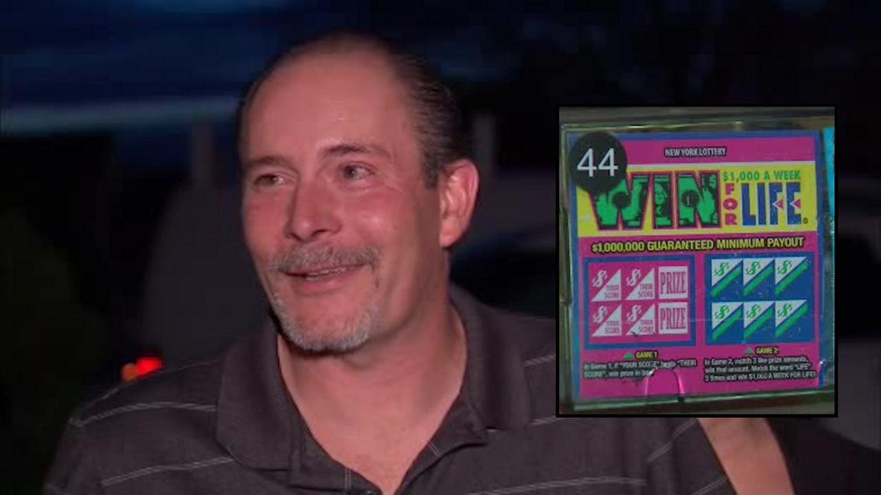 Man who won $1M lottery for 2nd time: 'This is impossible'