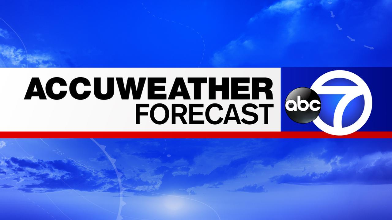 Elegant New York Area AccuWeather Forecast | Abc7ny.com