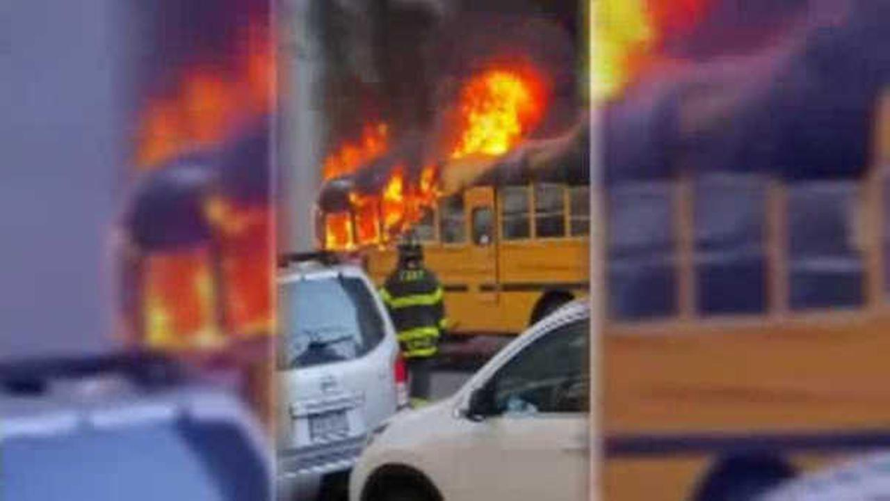 Police: 4 more boys arrested in Crown Heights Jewish school bus fire