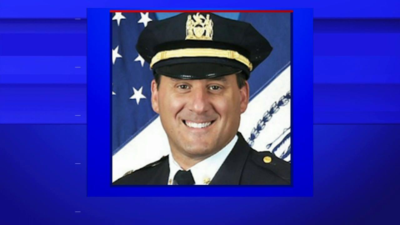High-ranking NYPD commander found dead in car of apparent suicide