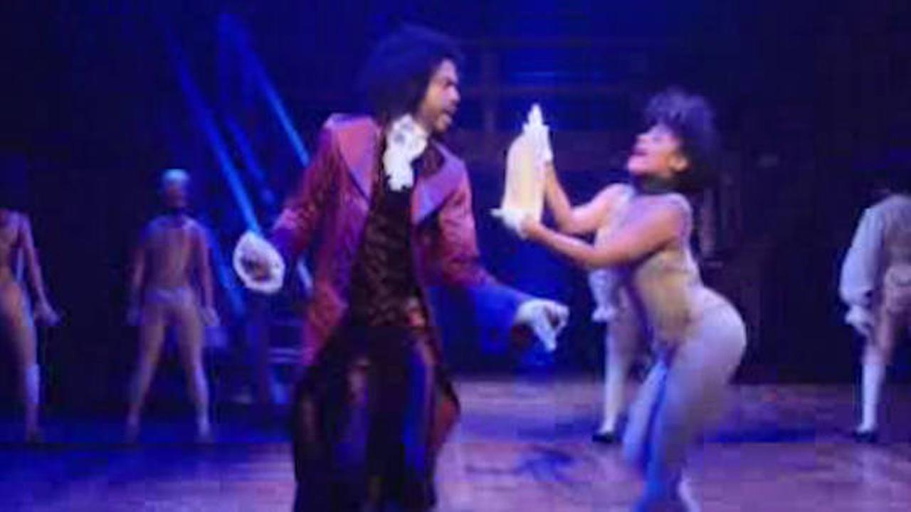 Daveed Diggs stars in Broadways Hamilton