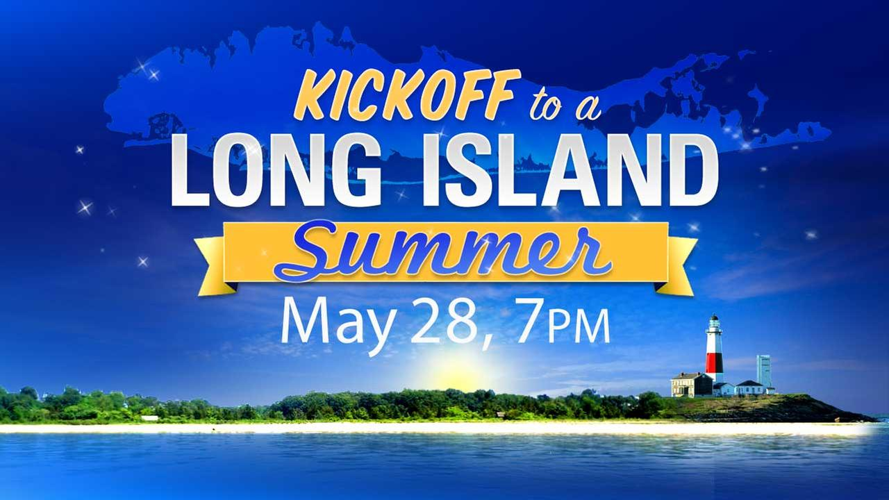 Watch 'Kickoff to a Long Island Summer' on ABC7NY