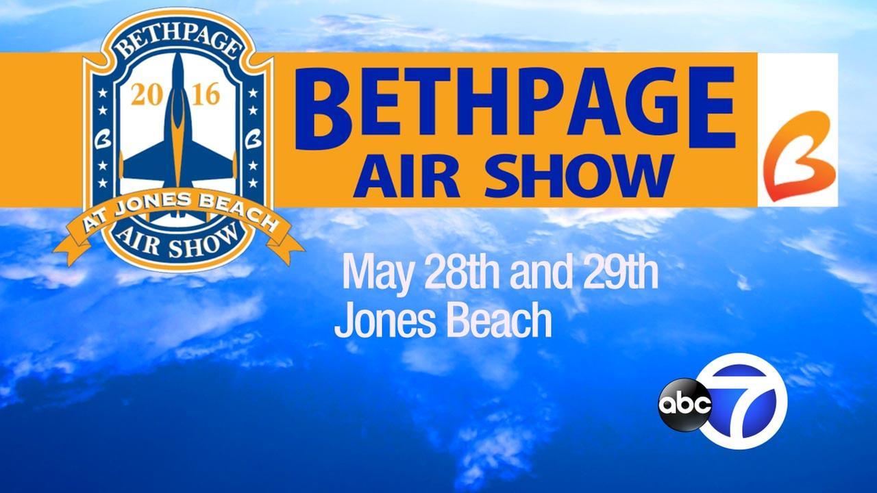 2016 Bethpage Air Show at Jones Beach