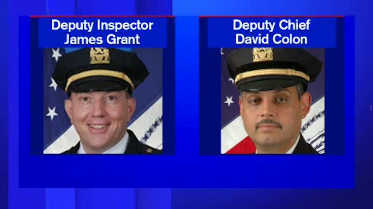 Another high ranking NYPD officer files for retirement amid corruption probe