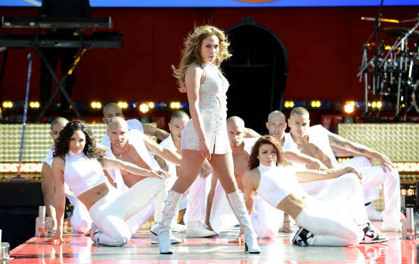 "<div class=""meta image-caption""><div class=""origin-logo origin-image ""><span></span></div><span class=""caption-text"">Jennifer Lopez performs live as part of the GMA Summer Concert Series from Central Park in New York on 6/20/14.  (ABC/Ida Mae Astute)   (Photo/Ida Mae Astute)</span></div>"