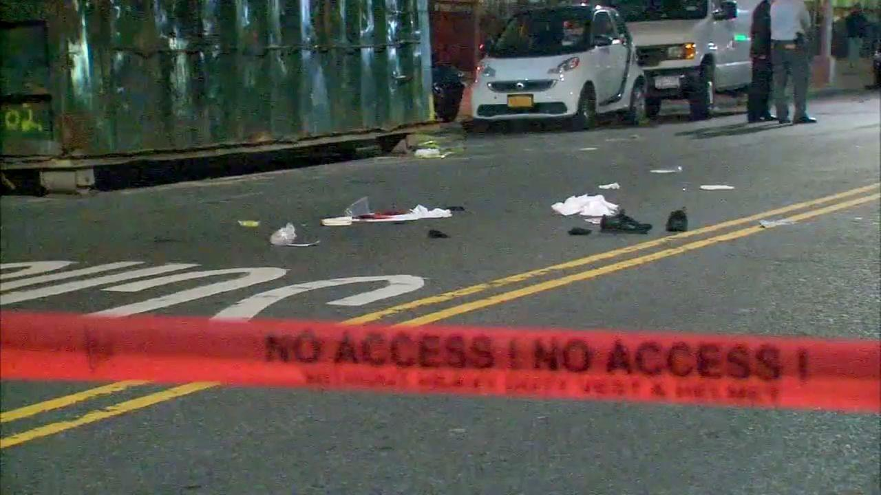 Man shot to death in Crown Heights, Brooklyn