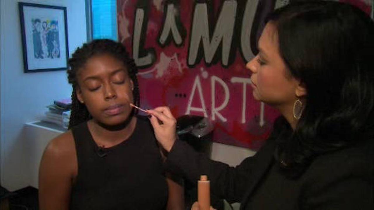 Custom blended makeup to your exact skin tone