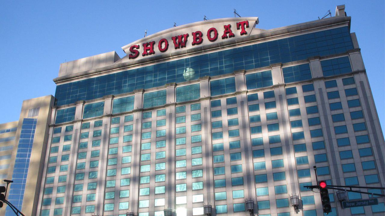 This photo taken Jan. 4, 2016, shows the former Showboat casino in Atlantic City N.J.