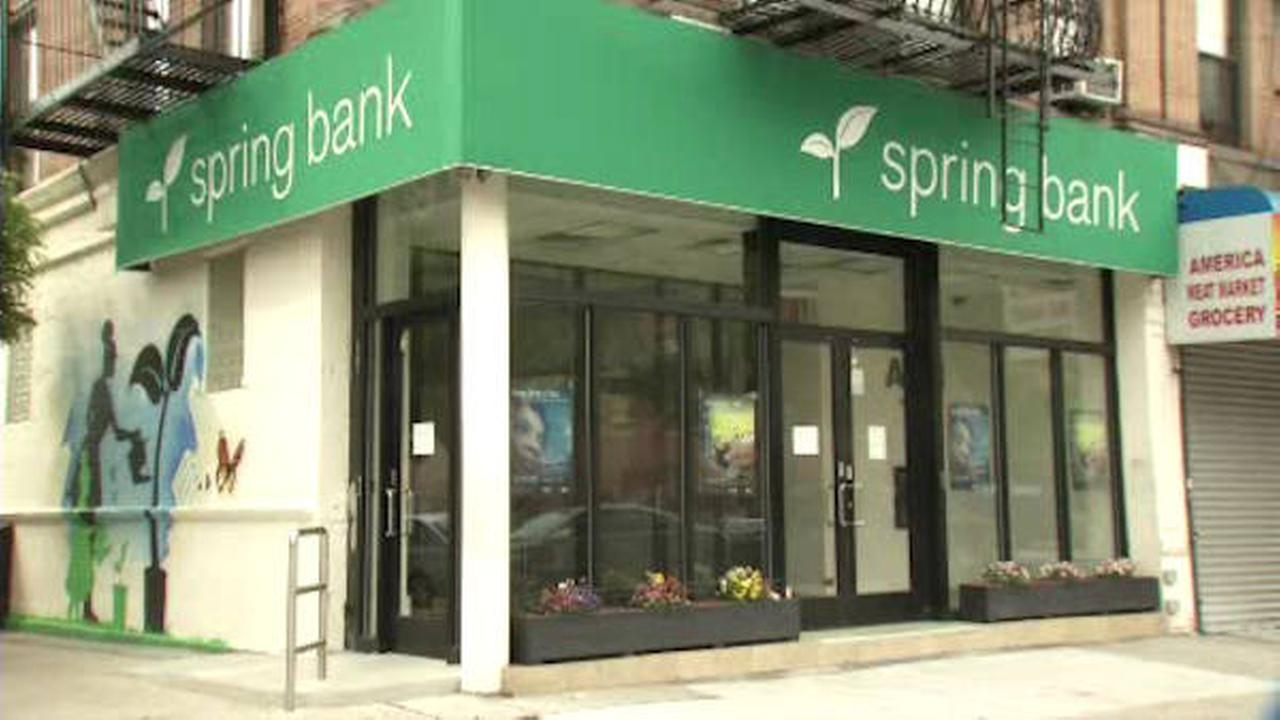 Spring Bank in Harlem helps the community