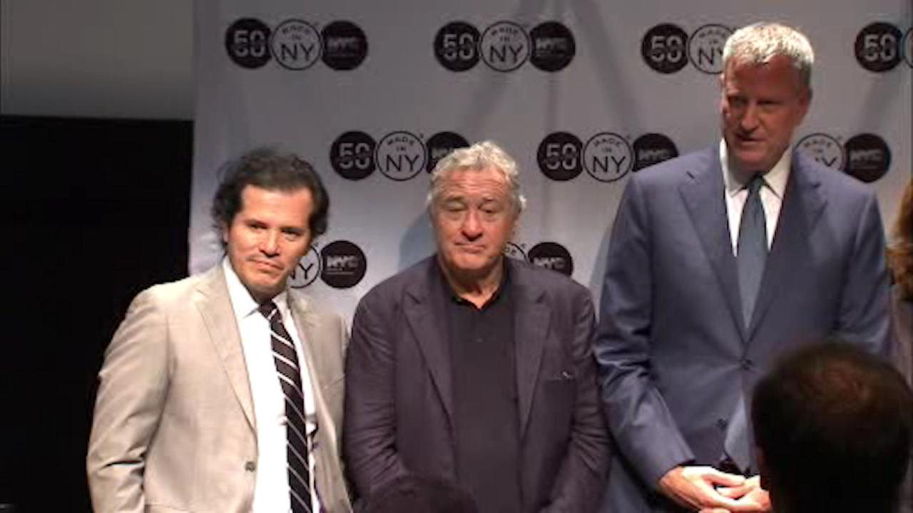50 years of filming in New York City celebrated with free events, star-studded kickoff