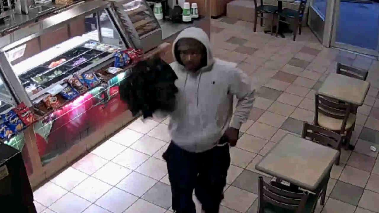 Bronx Subway, 7 Eleven targeted in series of robberies