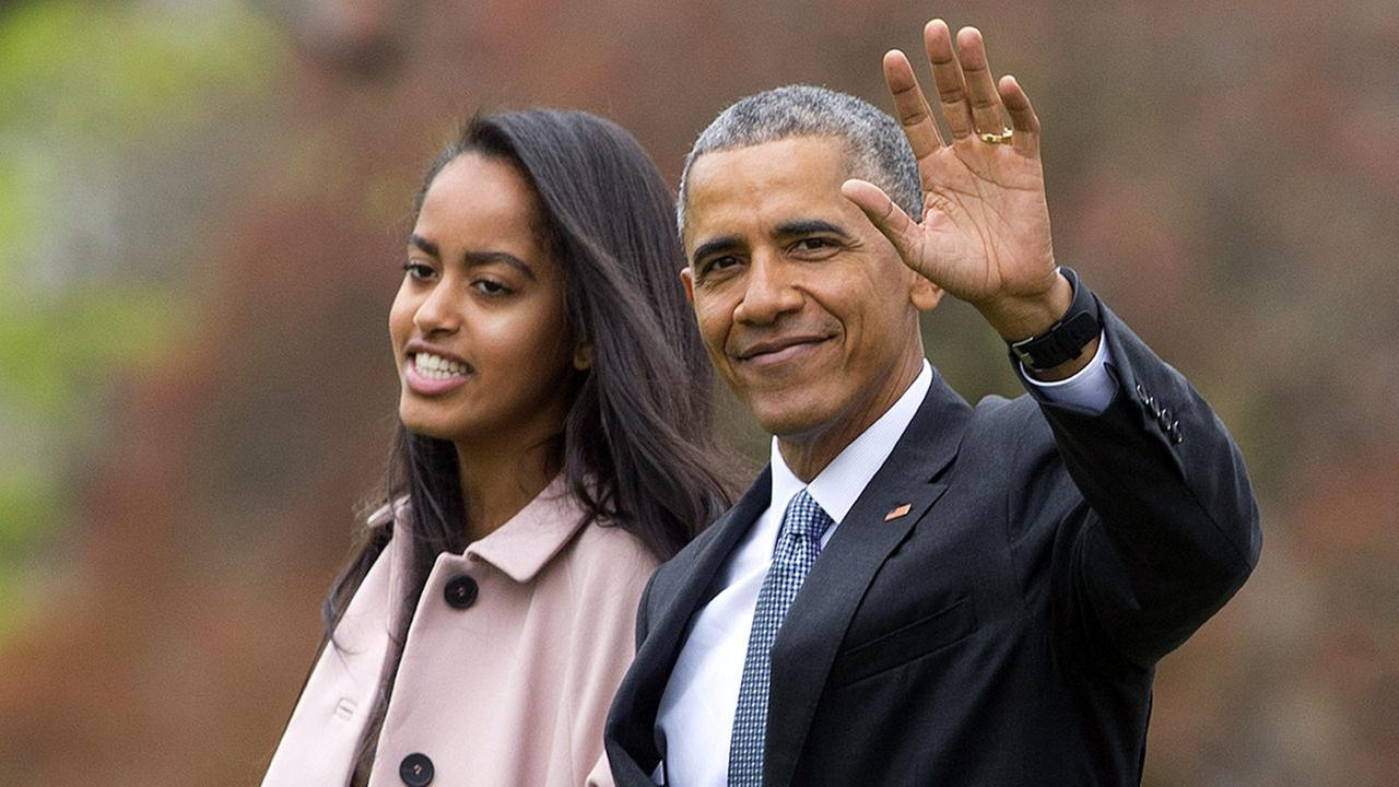 malia obama president obama
