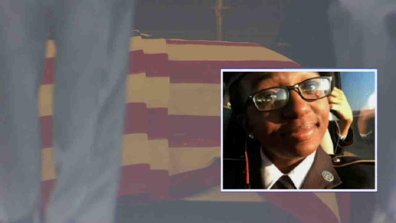 Funeral held for NJ soldier killed in training accident