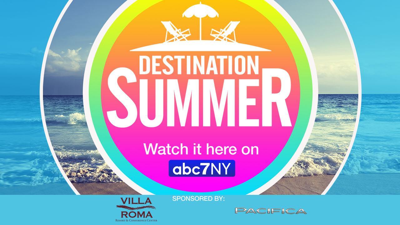 Summer Fun 2016: 'Destination: Summer'