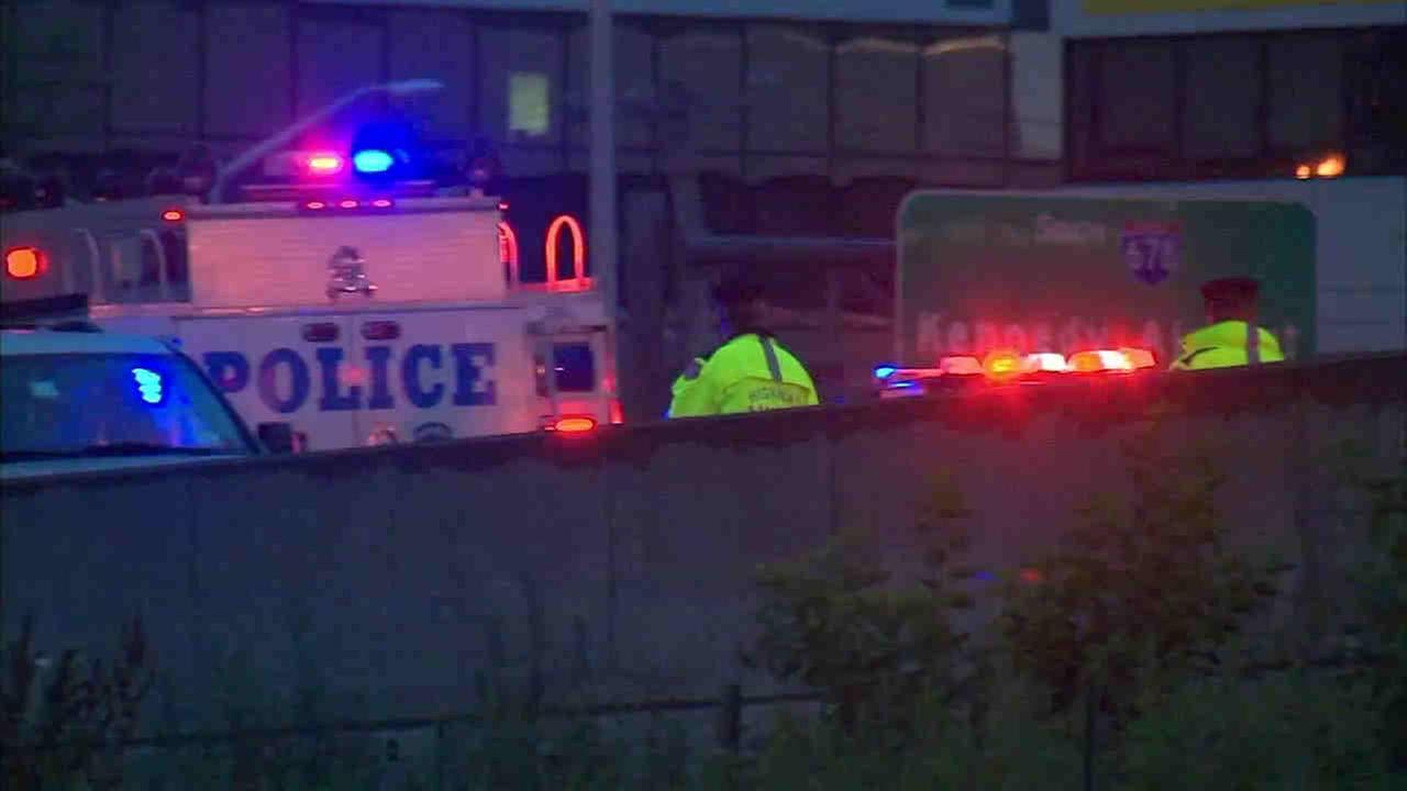 Man running across Whitestone Expressway killed in hit-and-run