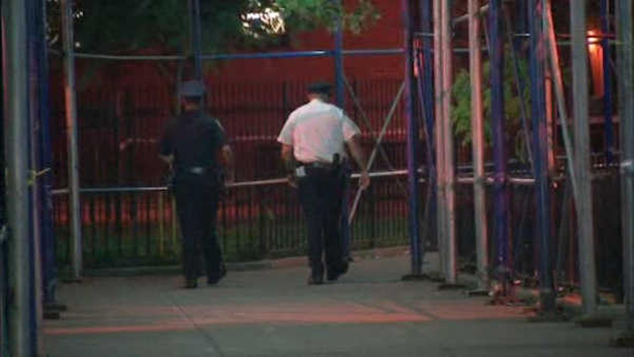 Man shot in stomach on street in the East Village