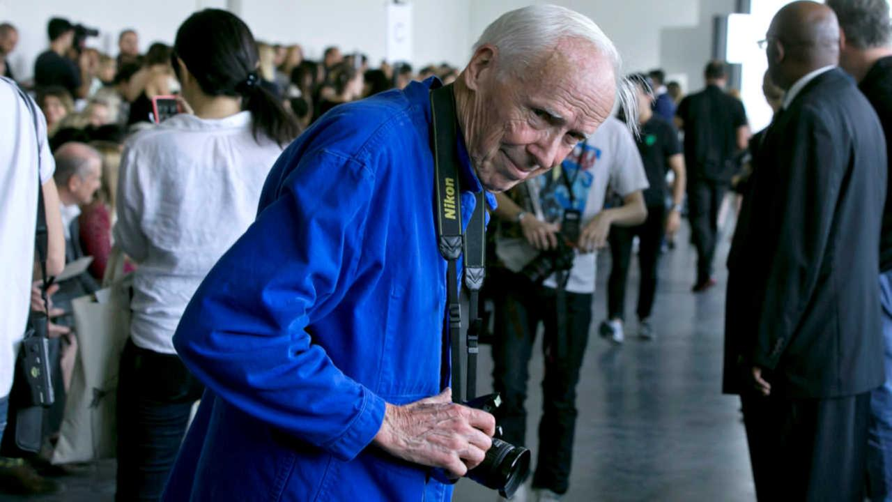 Legendary New York Times fashion photographer Bill Cunningham dies at 87