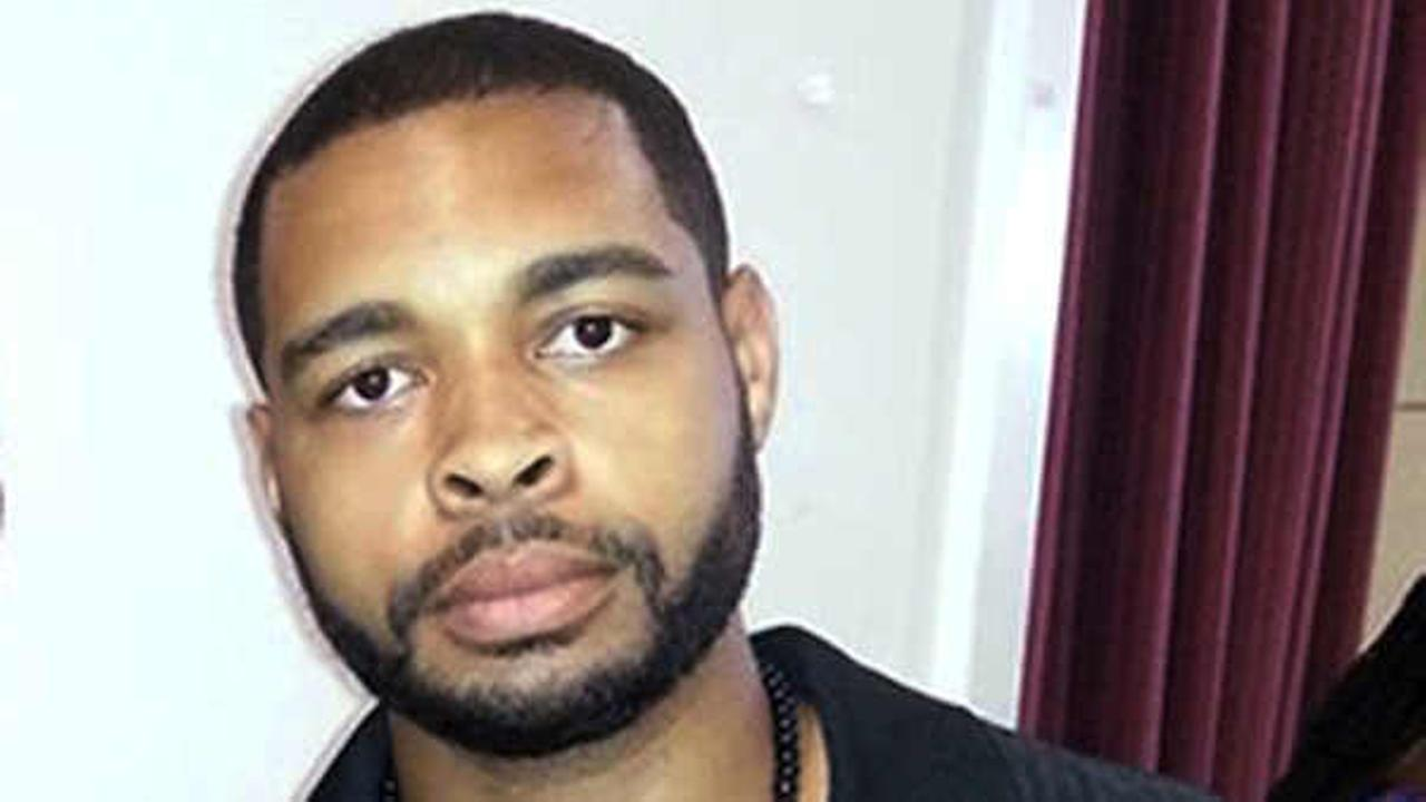 This undated photo posted on Facebook on April 30, 2016, shows Micah Johnson, who was a suspect in the sniper slayings of five officers in Dallas (Facebook via AP)