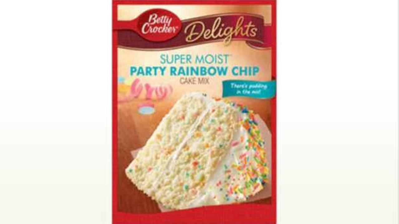 General Mills recalls Betty Crocker cake mix; flour could contain E.coli