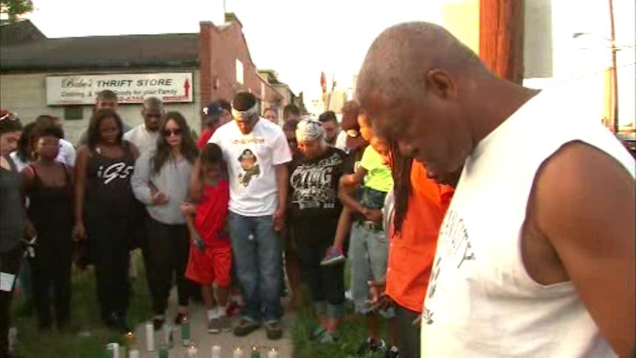 Vigil held in Elizabeth for man killed in tractor-trailer involved crash last week