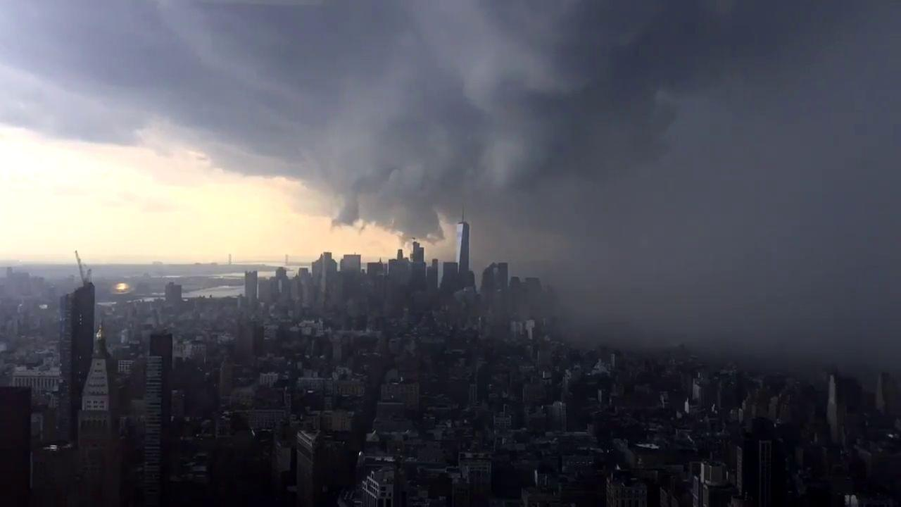 AccuWeather Alert: Hot temps fuel storms in the Tri-State area