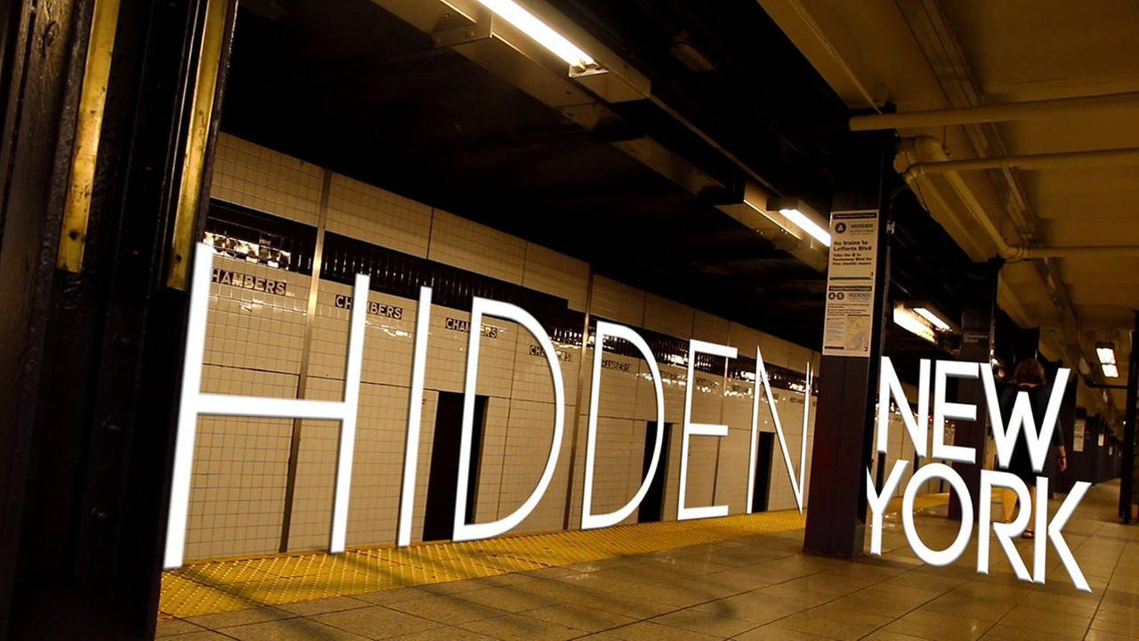 New 'Hidden New York' video series launches on abc7NY