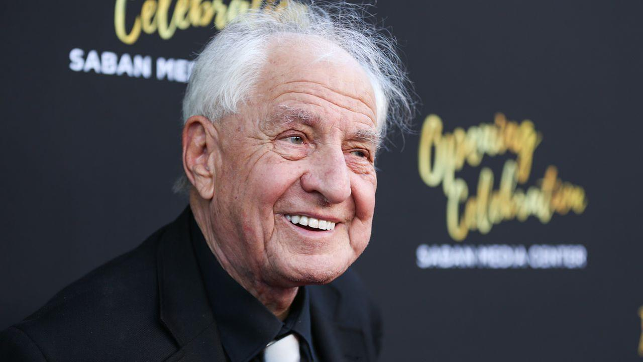 Garry Marshall arrives at the Television Academys 70th Anniversary at The Television Academy on Thursday, June 2, 2016, in Los Angeles.