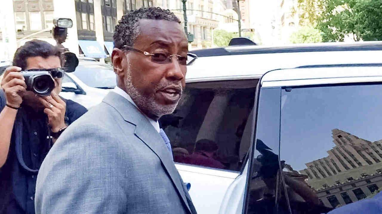 Correction Officers Benevolent Association president Norman Seabrook was arraigned on corruption charges related to the $20 million investment of union money in a hedge fund.