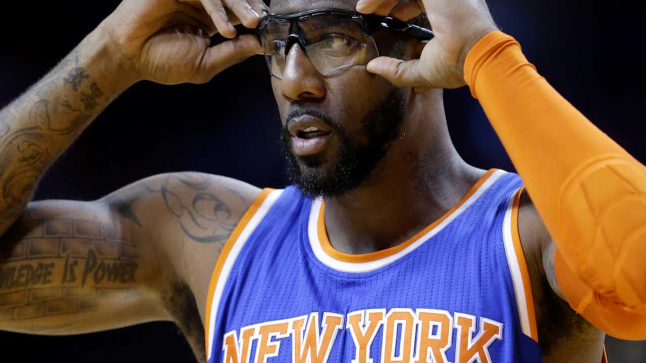 Amar e Stoudemire retires from the NBA as a New York Knick