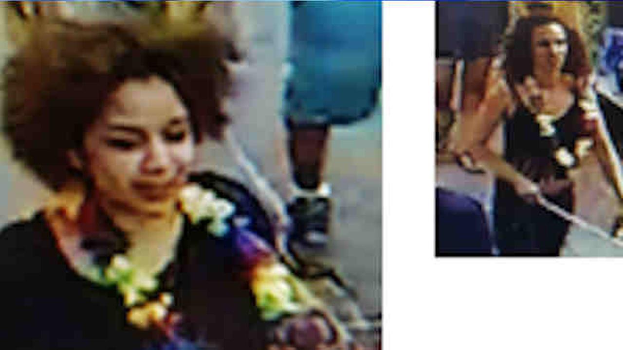 In possible bias crime, Asian woman attacked on subway while riding with parents.