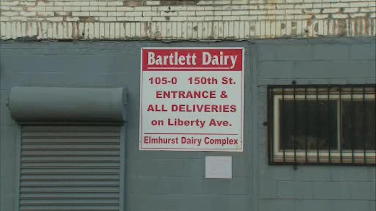 NYC's last milk processing plant closing; 273 to lose jobs