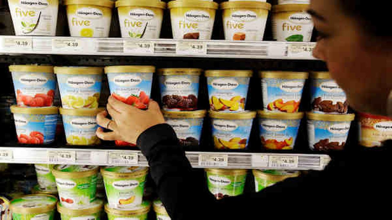 Nestle recalls ice cream due to packaging error