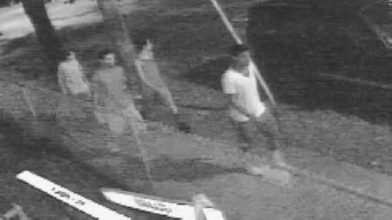 Man punched in face for no apparent reason on Bronx sidewalk